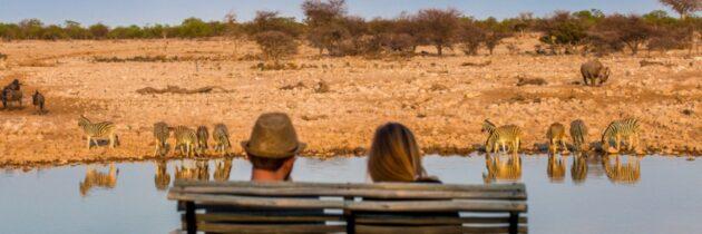 Vacances: destination Namibie